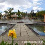 インカ帝国最後の皇帝が愛した名湯「バーニョス・デル・インカ」