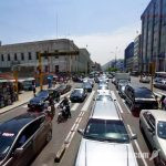 リマの渋滞 世界403都市中ワースト3位