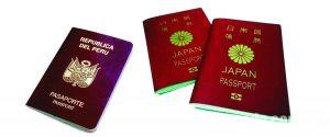 パスポートランキング2018 ペルーは40位