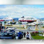 外国船クルーズ ペルー寄港は5万8493人