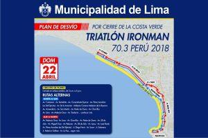 Ironman 70.3開催に伴う交通規制