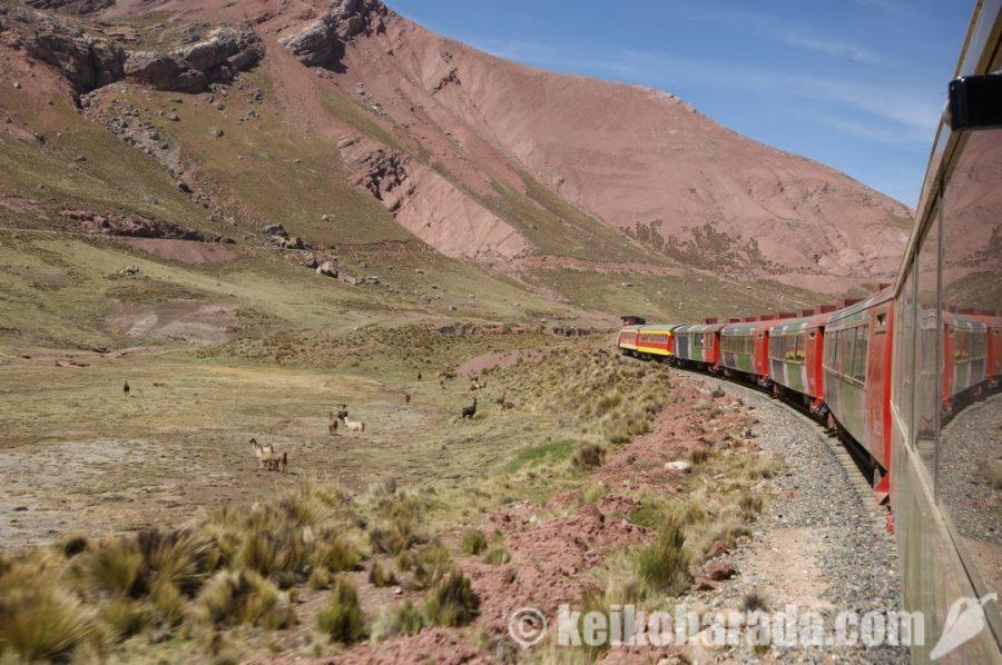 アンデス中央鉄道