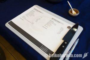 タイ料理教室 01