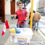 ペルー国内のベネズエラ人35万3000人に