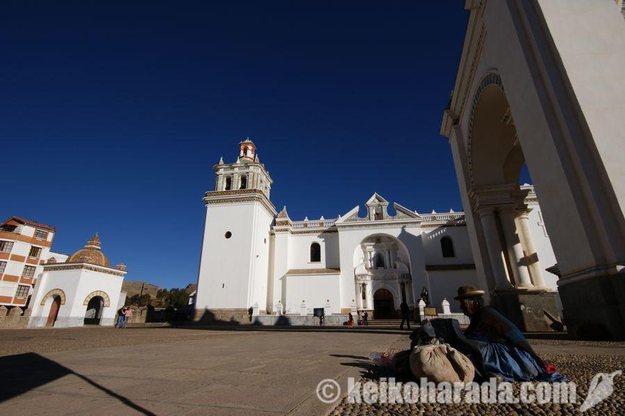 コパカバーナの大聖堂