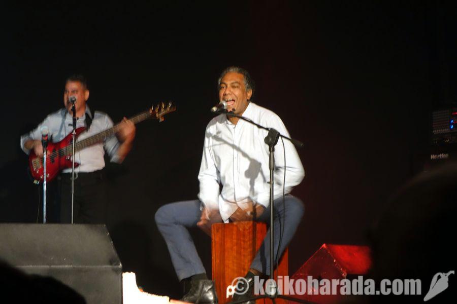 ラファエル・サンタ・クルス(2014年4月)