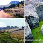 クンベマヨ遺跡が舗装でより身近に