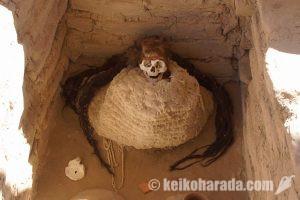 ナスカの巨大墓地「チャウチージャ」