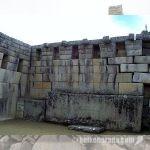 マチュピチュ遺跡の石壁 1450年の大地震で変形か