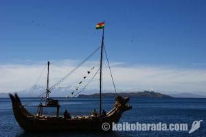 ボリビア政府 チチカカ湖水中博物館創設に意欲