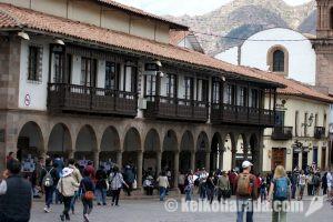 1~10月クスコ観光客数 日本人は13位