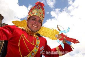 カハマルカのカーニバル