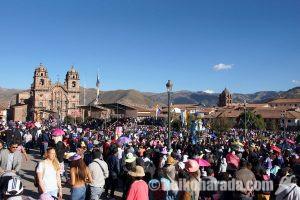 ペルーの日本人観光客 4月17.3%増