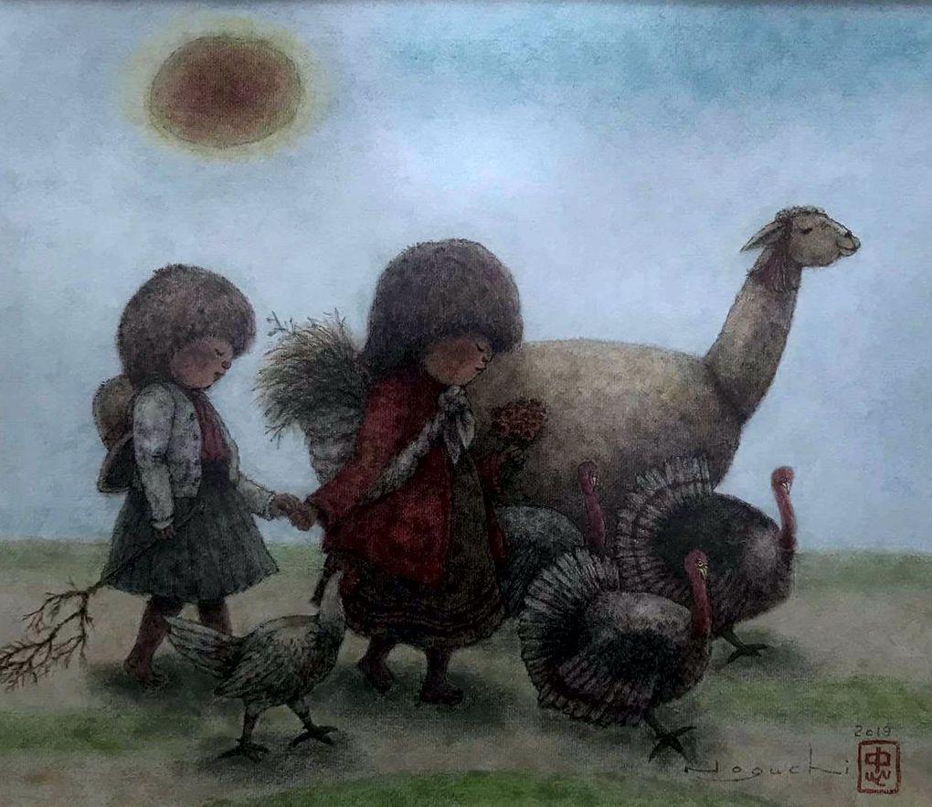 noguchi_llama