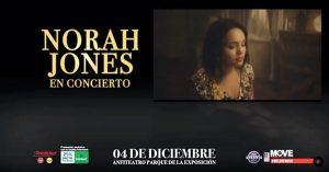 Norah Jones en Lima 2019