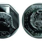 希少野生動物シリーズ1ソル硬貨第9弾はアンデスネコ