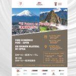 日本ペルー 商工会議所経済フォーラム/第13回経済委員会