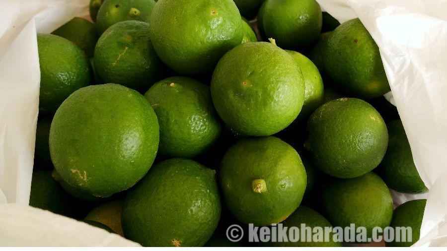 ペルーのレモン