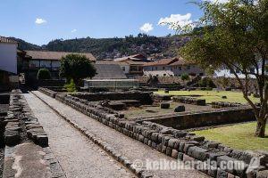 インカ皇帝パチャクテクの生家「クシカンチャ」