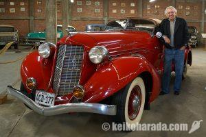 南米最大のコレクション ニコリーニ自動車博物館