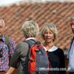 ペルー観光客世代別統計 高齢者は太っ腹
