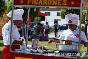 Festival del Picarón y Postres de Antaño