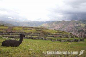 インカ巨石建築の傑作 サクサイワマン考古学公園 その1