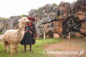 インカ巨石建築の傑作 サクサイワマン考古学公園 その2