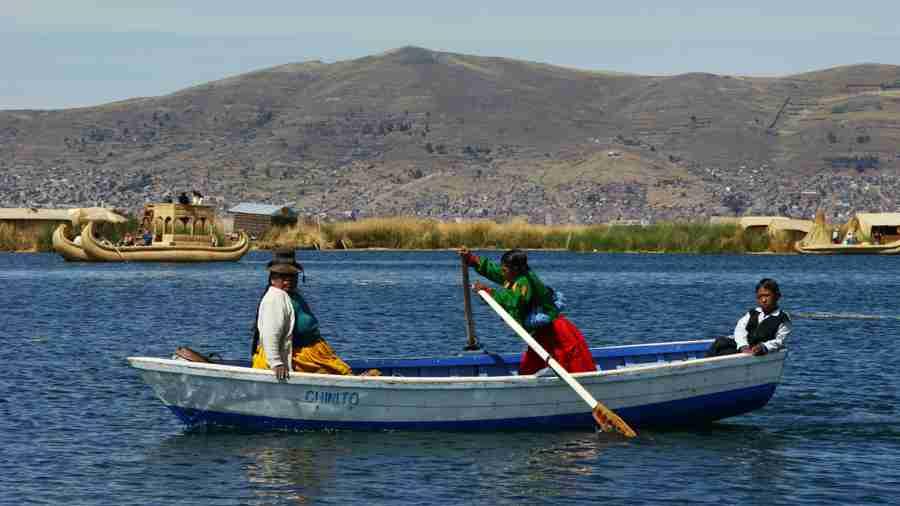 ティティカカ湖