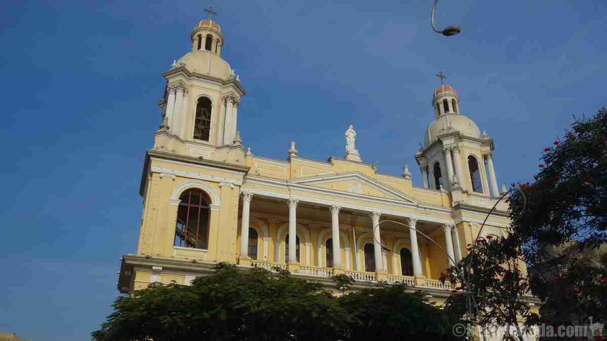 チクラヨの教会