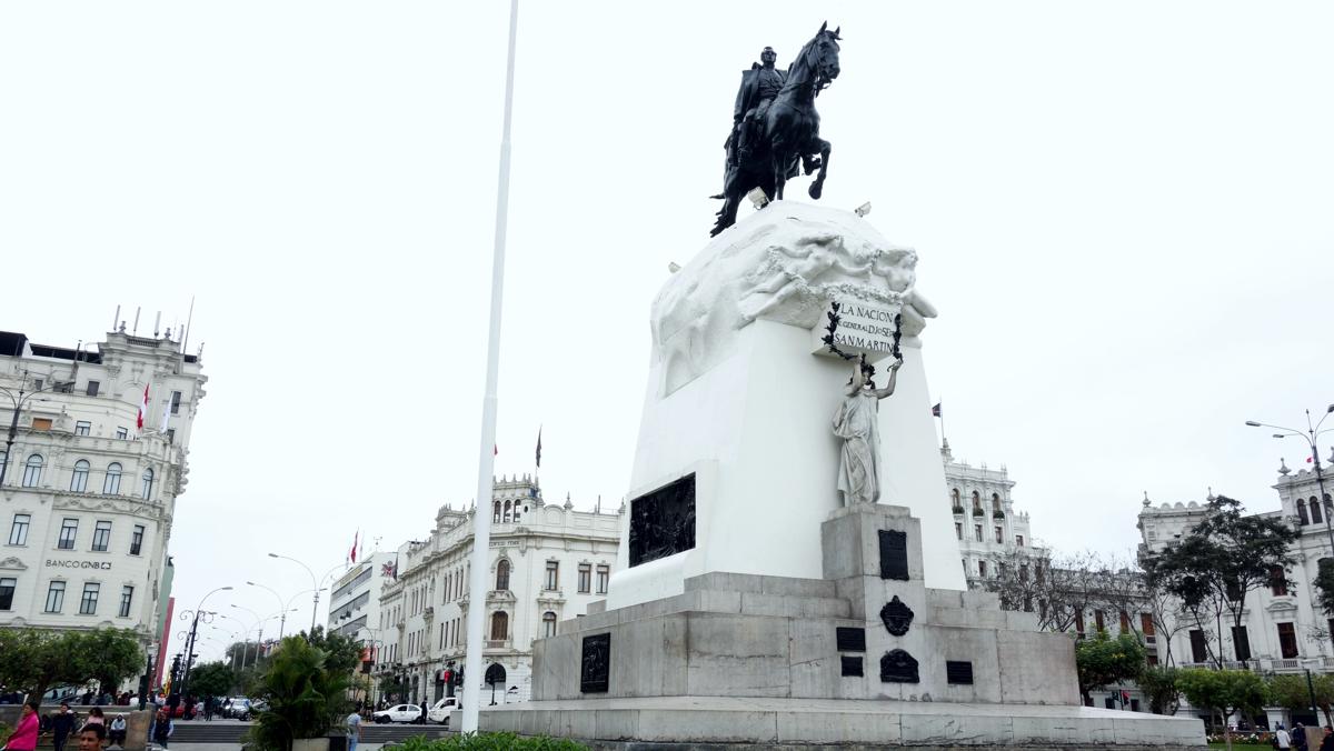 サンマルティン広場