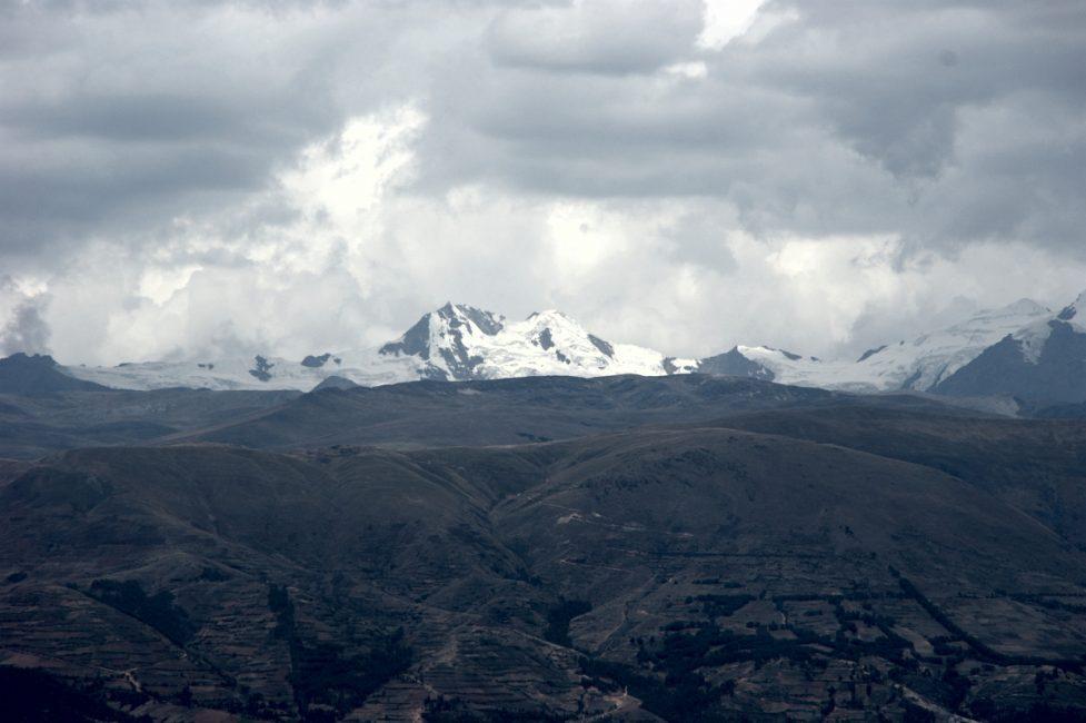 ワイタパジャーナ山脈
