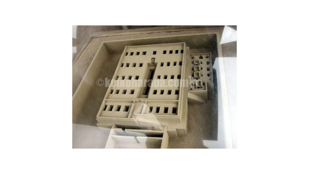 チャンチャン遺跡 墓所