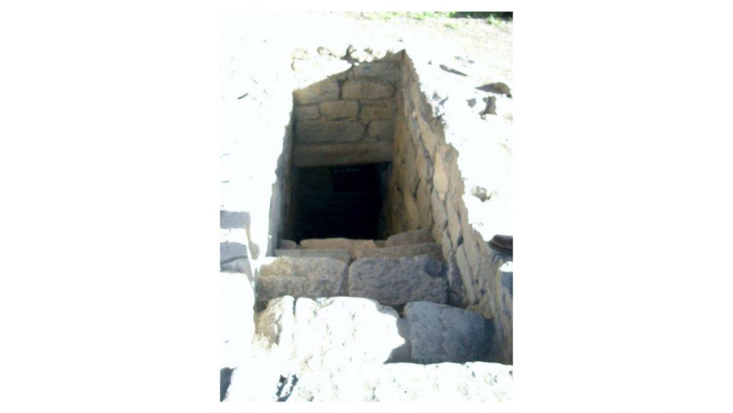チャビン・デ・ワンタル遺跡