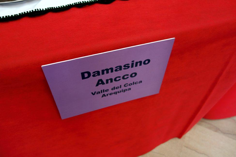 ダマシーノさんその2