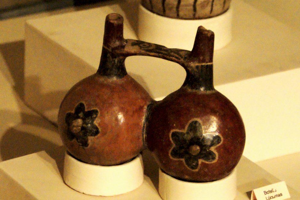 イカ博物館 ルクマの壺