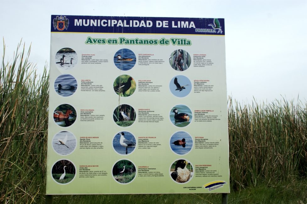 Pantanos de Villa