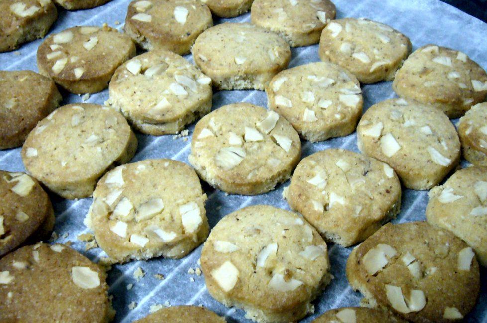 サチャインチ・クッキー