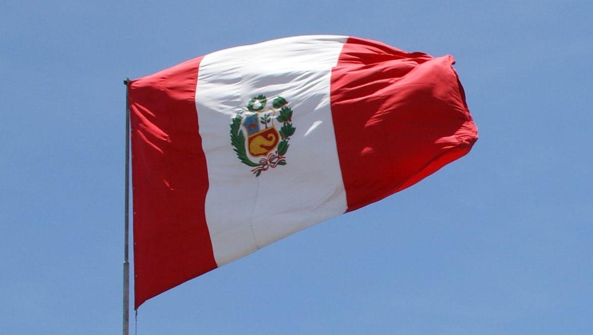 ペルーの国旗